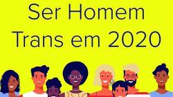 Ser Homem Trans em 2020: O episódio 12 do podcast Tamo