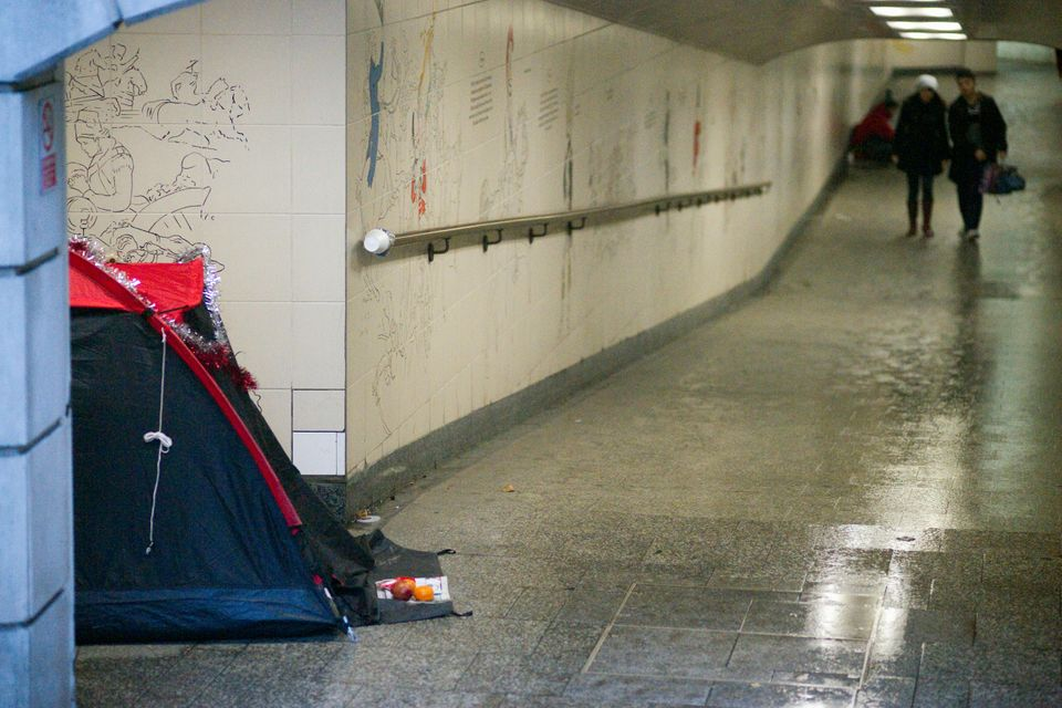 Tenants campaign group Generation Rent said 45,000 people are at serious risk of homelessness this