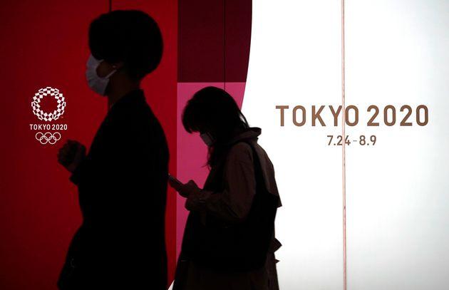 延期された東京オリンピック