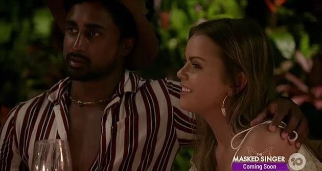 'Bachelor In Paradise' contestants Niranga Amarasinghe and Renee