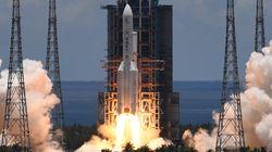 La Cina lancia la sua missione su Marte, alla