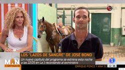 Sorpresa con lo que ocurre en esta entrevista en TVE al hijo del exministro José