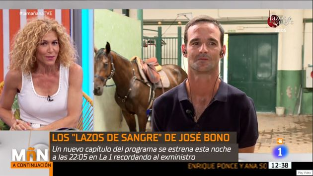 La conexión de 'La Mañana' con José Bono