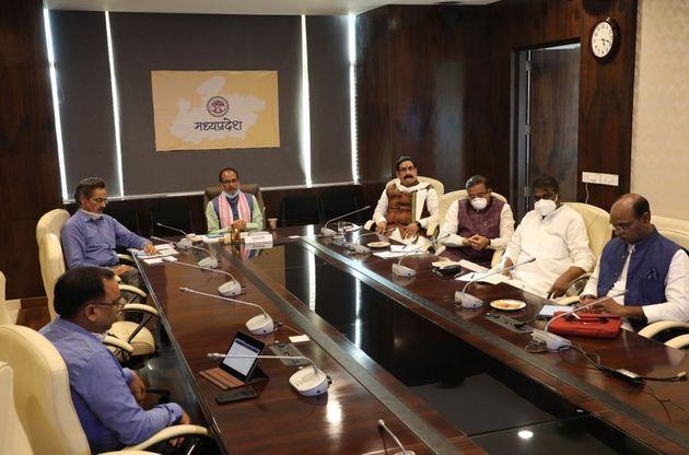 Madhya Pradesh: Lockdown In Bhopal, Minister Tests