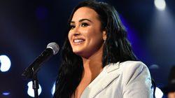Demi Lovato anuncia que se casa y su anillo acapara todas las miradas:
