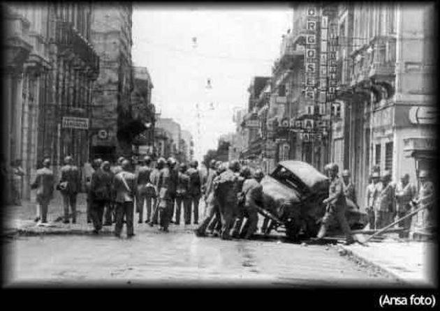 Rivolta di Reggio Calabria, 50 anni dopo le barricate della