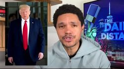Trevor Noah Explains Why It's Scary That Trump Shifted On
