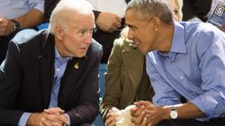 Obama And Biden Release 'Socially Distanced Conversation'