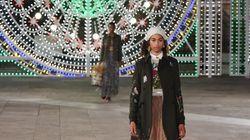 L'artisanat italien au coeur du défilé Dior Croisière