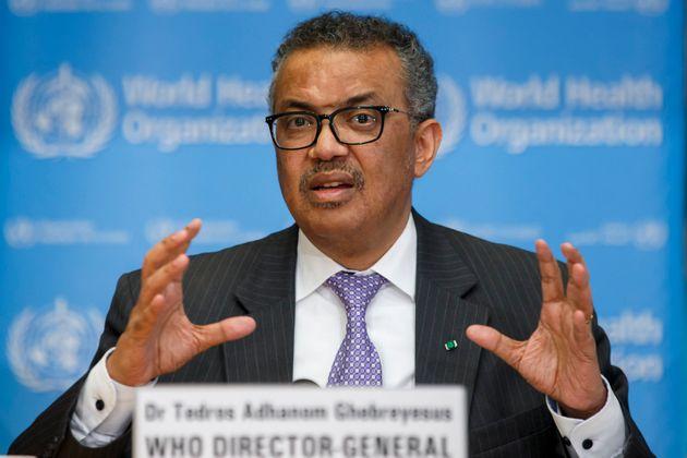 ΠΟΥ: Σε σχετικά λίγες χώρες η «εντατική μετάδοση» του