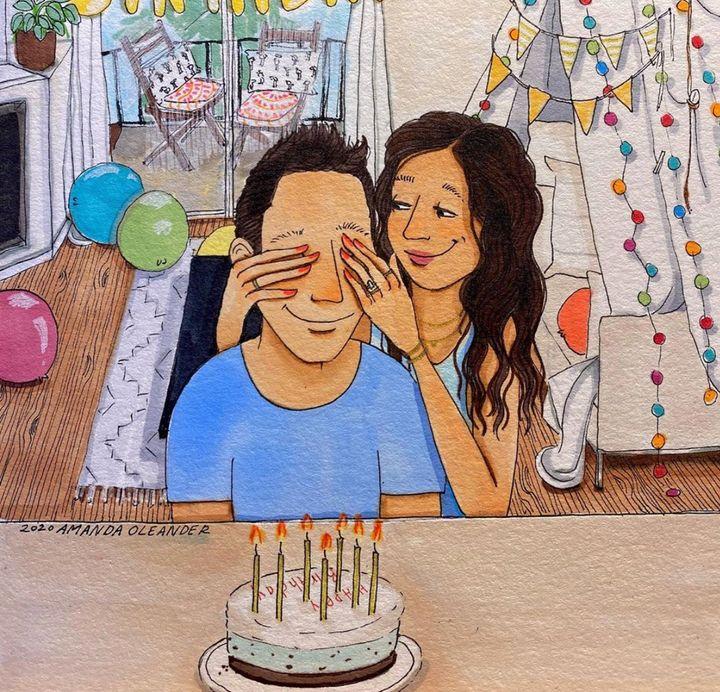 """Birthday Surprise"""