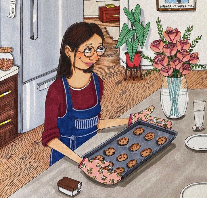 """""""I Made Cookies"""""""