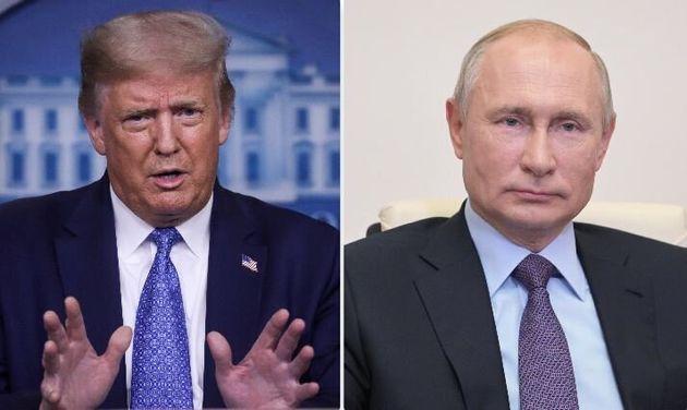 Donald Trump - Vladimir