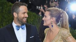 Ryan Reynolds Responds To Blake Lively's Pregnancy Joke With 'Out Of Office'