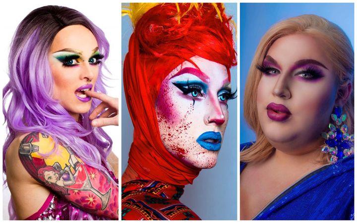 Rainbow, Aleera Verushka, Gabry Elle