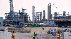 La nappe polluante causée par une fuite chimique en Méditerranée a