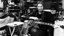 Dominic Sonic, figure de la scène rock rennaise, est