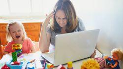 子育て家庭で「夫のテレワーク」妻はどう見る?75%が継続希望も...「家庭が不和になり悪影響」との声も