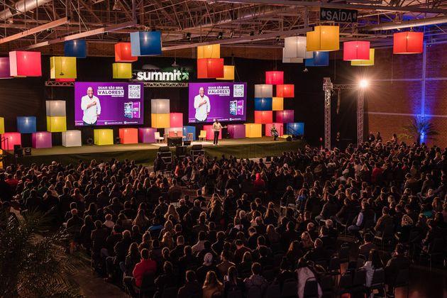 Gramado Summit reuniu milhares de pessoas na edição de