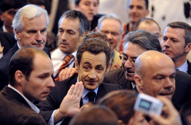En 2008, la visite de Nicolas Sarkozy au Salon de l'agriculture s'était conclue par un échange houleux...
