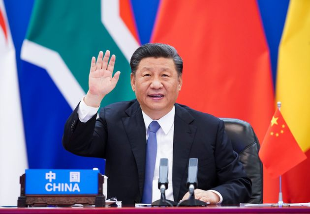 El presidente chino, Xi Jinping, fotografiado el 17 de junio de 2020 (Xinhua/Huang Jingwen via Getty