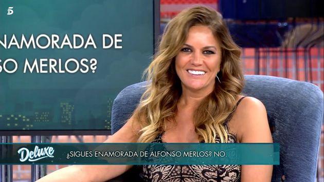 Marta López en 'Sábado