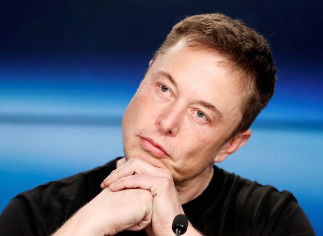 El empresario Elon