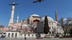 Santa Sofía abre este viernes sus puertas como mezquita para el rezo de musulmanes tras 86
