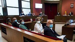 El fiscal del juicio a la Mesa del Parlament: