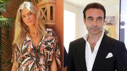 Ana Soria publica su primera foto junto a Enrique Ponce... y la respuesta de él se lleva todas las