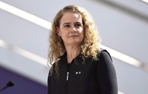Gov. Gen. Julie Payette is seen here in Ottawa on March 16, 2018. The Governor General says she welcomes...