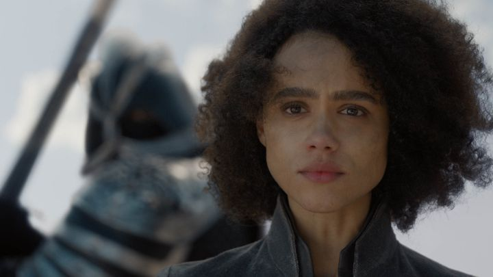 """Missandei's death in """"Game of Thrones."""""""