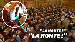 Scène surréaliste au conseil de Paris après la démission de Christophe