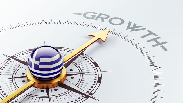 Greece High Resolution Growth