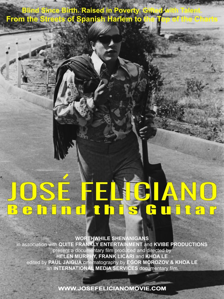 "The release date for a documentary on José Feliciano's life, ""Behind This Guitar,"" has been postponed."
