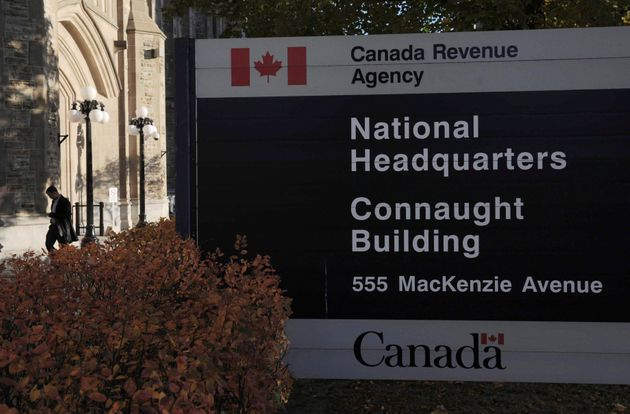 The Canada Revenue Agency headquarters in Ottawa is shown on Nov. 4, 2011. Canada's budget watchdog says...