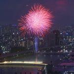 """今夜、東京近郊3ヵ所で花火が打ち上がる。テレ東の「隅田川花火大会」""""生放送""""中に、概要は?"""