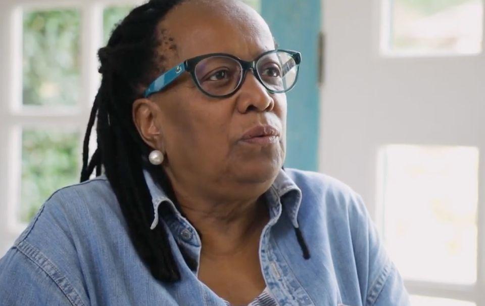 Sueli Carneiro, doutora em filosofia da educação pela USP, em entrevista em vídeo...