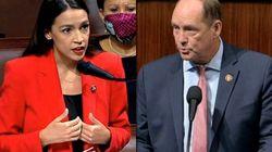 女性議員、蔑視発言の同僚に痛快な反論。