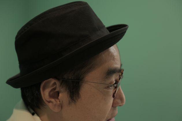 ハフポスト日本版のインタビューで語るプチ鹿島さん