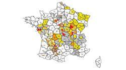 À cause de la vague de sécheresse, des restrictions d'eau dans la Meuse et les