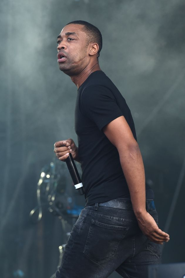 Wiley has been dropped by his management company over accusations of