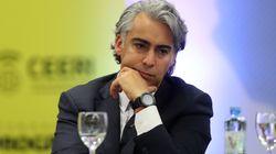 Marco Enríquez-Ominami y el grupo de
