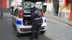 Prime tre multe da mille euro a Salerno per mancata mascherina nei luoghi