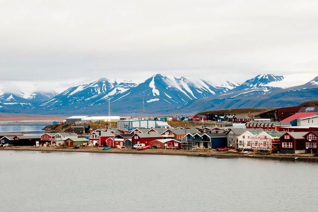 Photo Taken In Svalbard And Jan Mayen,