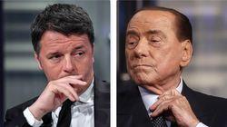 Interviste allo specchio. Renzi maggioranza inquieta e Berlusconi opposizione