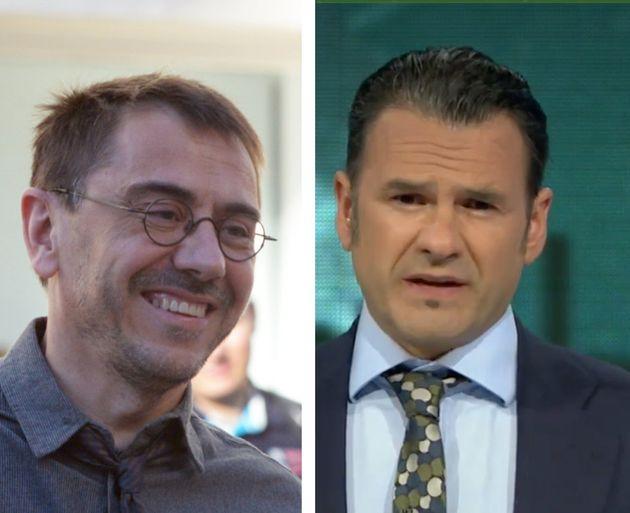 Juan Carlos Monedero e Iñaki