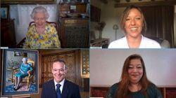 Presentato online il ritratto di Elisabetta II, è la prima volta nella