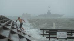 ΗΠΑ: Ο κυκλώνας Χάνα πλήττει το Τέξας και κατευθύνεται προς το