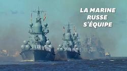 Démonstration militaire en Russie: Poutine veut des armes nucléaires